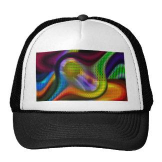 No. multicolor 30 del modelo diseñado por Tutti Gorros Bordados