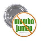 No Mumbo Jumbo button