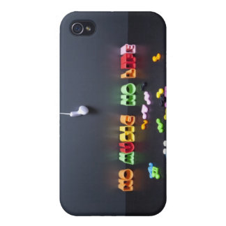 No Music No Life iPhone 4/4S Cases