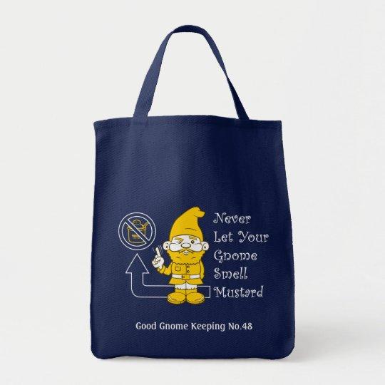 No Mustard For Gnomes Tote Bag