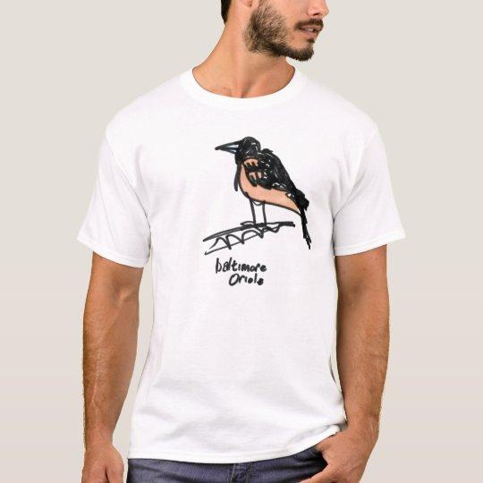 No Name Bird T-Shirt