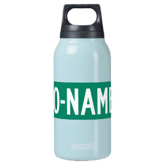 No-Name Street, Street Sign, Arizona, US 10 Oz Insulated SIGG Thermos Water Bottle