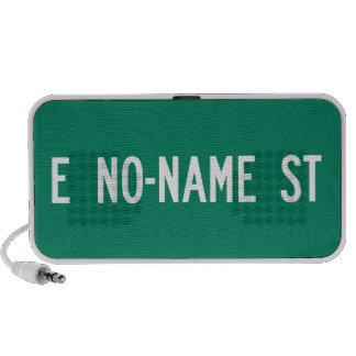 No-Name Street, Street Sign, Arizona, US Mp3 Speaker