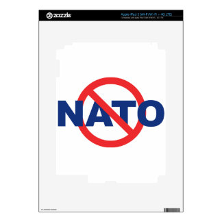 No NATO Decals For iPad 3