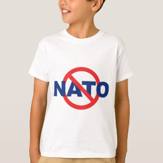 No NATO T-Shirt