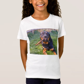No Need for Brute Force girls baby doll tee