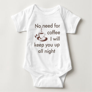 No need for coffee... Baby Creeper