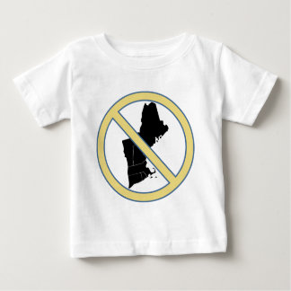 No New England! (New Jersey Edition) Baby T-Shirt