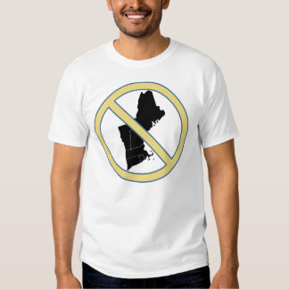 No New England! (New Jersey Edition) T-Shirt