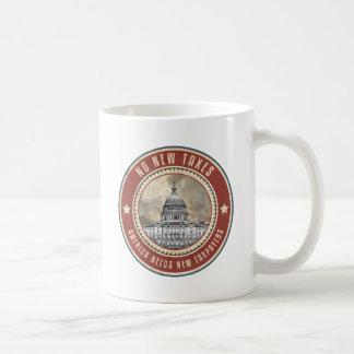 No New Taxes Coffee Mug