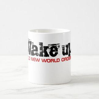 NO NEW WORLD ORDER! - MUG