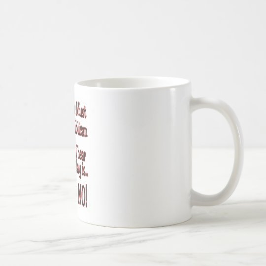 no no no coffee mug