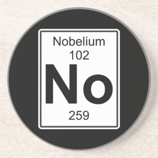 No - Nobelium Coaster