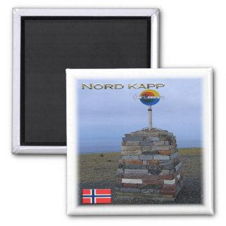 NO # Norway - Nord Kapp Magnet