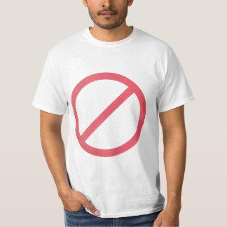 No Nothing Shirt