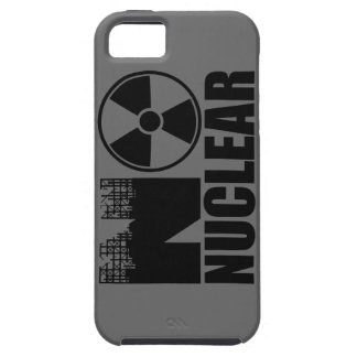 NO NUCLEAR MONO iPhone 5 COVER