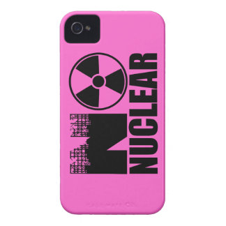 NO NUCLEAR MONO iPhone 4 CASE