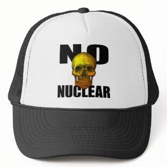 NO NUCLEAR SKULL HATS