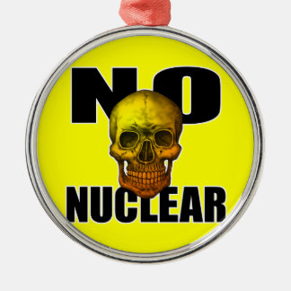 NO NUCLEAR SKULL