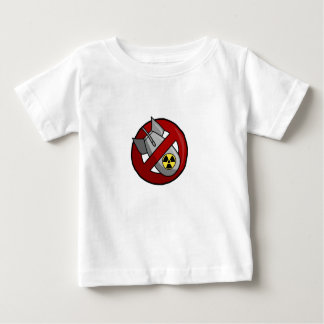No nuclear weapons baby T-Shirt