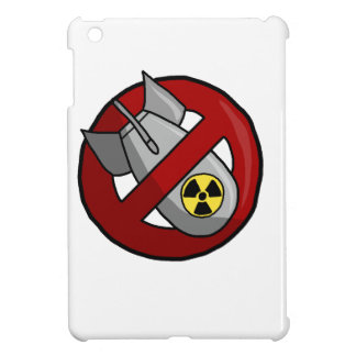 No nuclear weapons case for the iPad mini