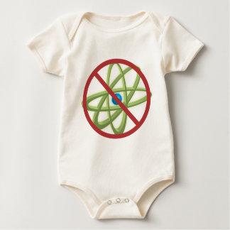 No Nuke Baby Bodysuit