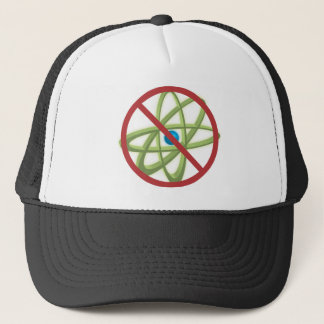 No Nuke Trucker Hat