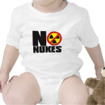 NO_NUKES BABY BODYSUITS