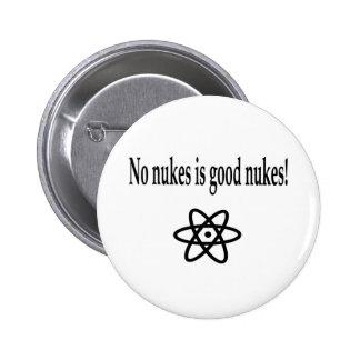 No Nukes Pins