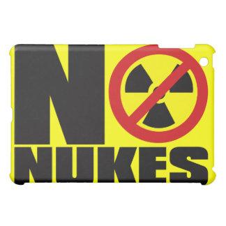 NO_NUKES iPad MINI CASE