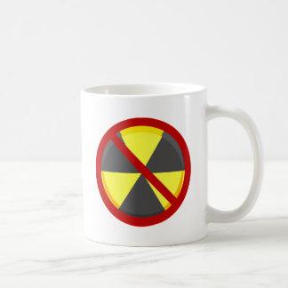 No Nukes Coffee Mugs