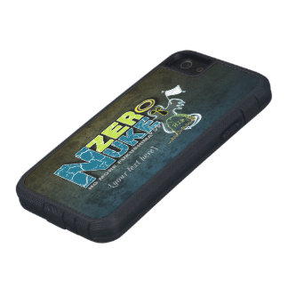 NO NUKES! NO MORE FUKUSHIMA! iPhone 5 COVERS