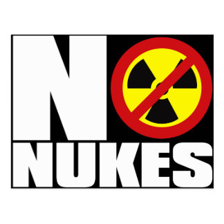 NO_NUKES POSTCARD