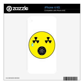 No Nukes Skin For The iPhone 4S