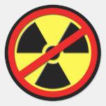 No Nukes Sticker