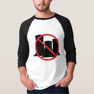 No Nukes Tee Shirt