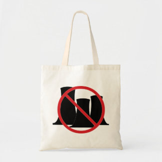 No Nukes Tote Bag