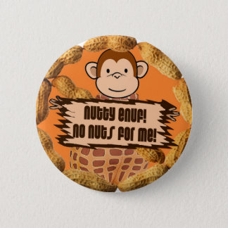 No Nuts for Me Button