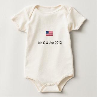 No O & Joe 2012 Baby T Baby Bodysuit