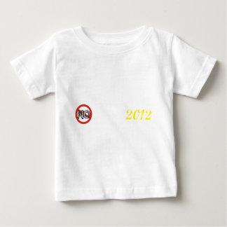 no obama 2012 baby T-Shirt