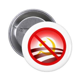 No Obama 2012 Buttons