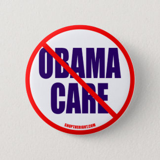 No Obama Care button