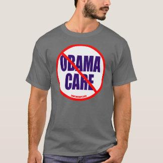 No Obama Care Dark T-shirt