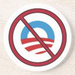 No Obama Coasters