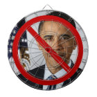 No Obama Dart Board