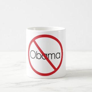 No Obama Mug