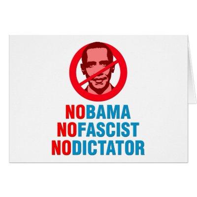 Barack Obama socialist dictator
