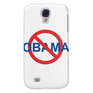 No Obama Samsung Galaxy S4 Case