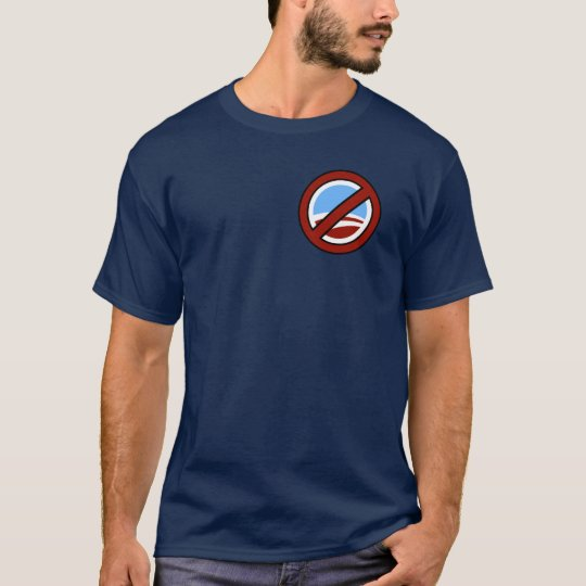 No Obama: Your Change Is Not In My Wallet T-Shirt
