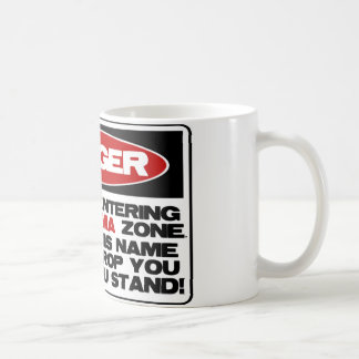 No Obama Zone Coffee Mug